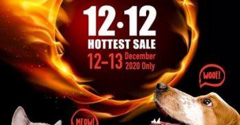 Pet-Lovers-Centre-12.12-Hottest-Sale-350x182 12-13 Dec 2020: Pet Lovers Centre 12.12 Hottest Sale