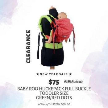 13Thirteen-New-Year-Clearance-Sale-350x350 4 Jan 2021 Onward: 13Thirteen New Year Clearance Sale