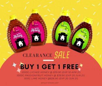 Bienen-Baron-Clearance-Sale-350x293 27 Jan 2021 Onward: Bienen Baron Clearance Sale