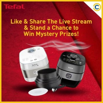 COURTS-Lunar-New-Year-Giveaways-350x350 22 Jan 2021: Tefal Lunar New Year Giveaways at COURTS