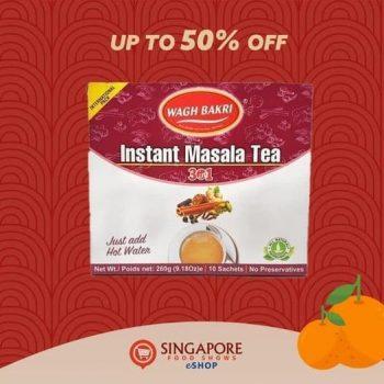 Singapore-Food-Shows-Instant-Tea-Premix-Promotion-350x350 27 Jan 2021 Onward: Singapore Food Shows Instant Tea Premix Promotion