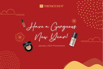 THEFACESHOP-Attractive-Promotions--350x233 6-31 Jan 2021: THEFACESHOP Attractive Promotions