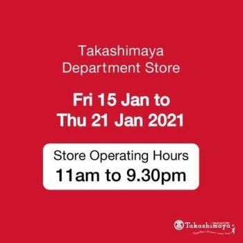 Takashimaya-Chinese-New-Year-Promotion-1-350x350 15-21 Jan 2021: Takashimaya Chinese New Year Promotion