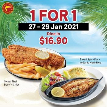 The-Manhattan-Fish-Market-1-For-1-Promotion-1-350x350 27-29 Jan 2021: The Manhattan Fish Market 1 For 1 Promotion