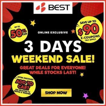 BEST-Denki-Weekend-Sale-350x350 26-28 Feb 2021: BEST Denki Weekend Sale