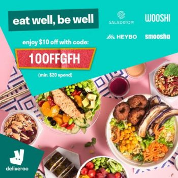 Deliveroo-Eat-Well-Be-Well-Promotion-350x350 19-21 Feb 2021: Deliveroo Eat Well Be Well Promotion