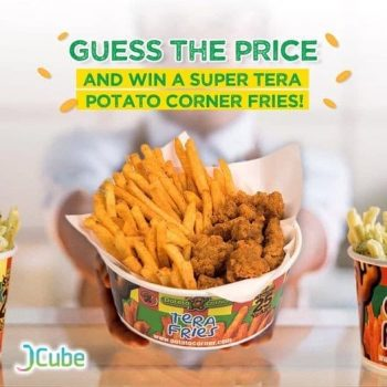 JCube-Mall-Potato-Corner-Giveaways-350x350 25 Feb-4 Mar 2021: JCube Mall Potato Corner Giveaways