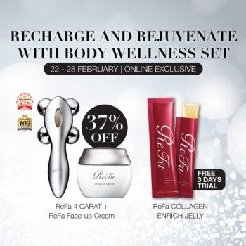 ReFa-Body-Wellness-Set-Promotion-350x350 22-28 Feb 2021: ReFa Body Wellness Set Promotion