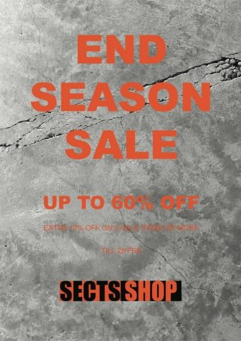 SECTS-SHOP-End-Season-Sale-350x495 20 Feb 2021 Onward: SECTS SHOP End Season Sale at Orchardgateway