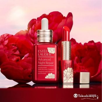 Takashimaya-Welcome-Kit-Promotion-350x350 20 Feb 2021 Onward: Estee Lauder Welcome Kit Promotion at Takashimaya