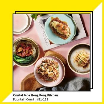 Crystal-Jade-Hong-Kong-Kitchen-Weekday-Teatime-Special-Promotion-at-Suntec-City-350x350 5 Mar-31 Dec 2021: Crystal Jade Hong Kong Kitchen Weekday Teatime Special Promotion at Suntec City