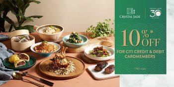 Crystal-Jade-Kitchen-Citibank-Cardmembers-Promotion-350x175 11 Mar 2021 Onward: Crystal Jade Kitchen Citibank Cardmembers Promotion