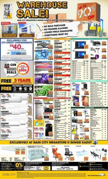 Gain-City-Warehouse-Sale-350x578 8 Mar 2021 Onward: Gain City Warehouse Sale