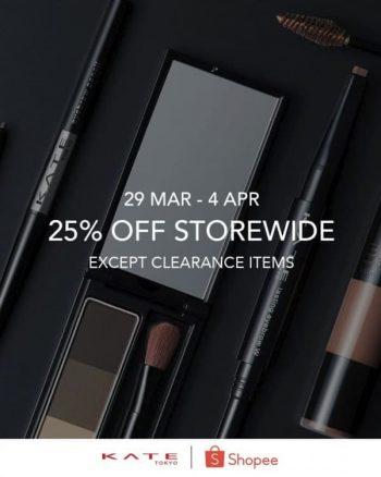 KATE-TOKYO-Storewide-Promotion-350x438 29 Mar-4 Apr 2021: KATE TOKYO Storewide Promotion on Shopee