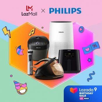 Lazada-Birthday-Sale-3-350x350 27 Mar 2021: Philips 9 Surprise Birthday Sale on Lazada