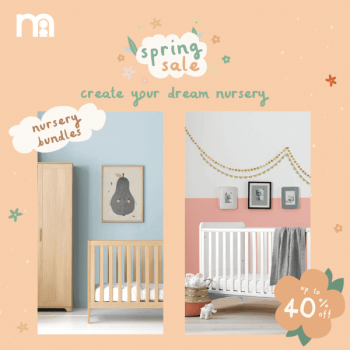 Mothercare-Spring-Sale-350x350 2 Mar 2021 Onward: Mothercare Spring Sale