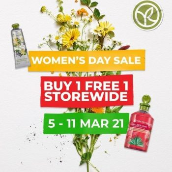 Yves-Rocher-Womens-Day-Sale-350x350 5-11 March 2021: Yves Rocher Women's Day Sale