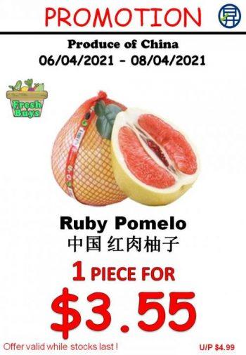 4-350x505 6-8 Apr 2021: Sheng Siong Supermarket Fresh Fruit Promotion
