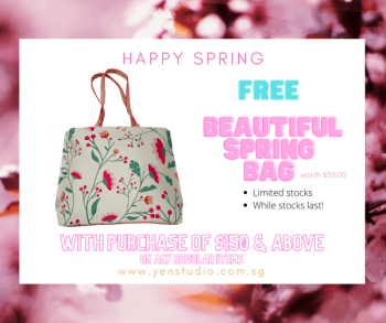 Anne-Kelly-Green-Floral-Bag-Promotion-350x293 22 Apr 2021 Onward: Anne Kelly Green Floral Bag Promotion
