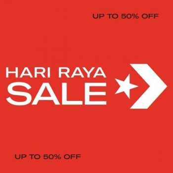 CONVERSE-Hari-Raya-Sale-350x350 29 Apr-23 May 2021: CONVERSE Hari Raya Sale