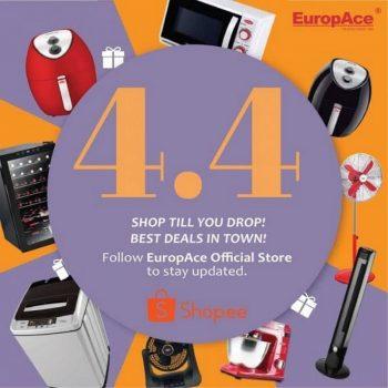 Europace-4.4-Spike-Sale-on-Shopee-350x350 Now till 4 Apr 2021: Europace 4.4 Spike Sale on Shopee