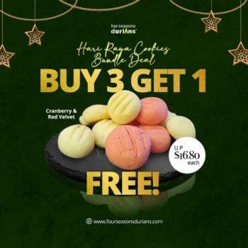 Four-Seasons-Durians-Hari-Raya-Promotion-350x350 22 Apr 2021 Onward: Four Seasons Durians Hari Raya Promotion
