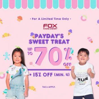 Fox-Kids-Baby-Online-Exclusive-Sale-350x350 19 Apr 2021 Onward: Fox Kids & Baby Online Exclusive Sale
