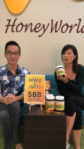 HoneyWorldtm-World-Health-Day-Promotion-350x622 8-11 Apr 2021: HoneyWorldtm World Health Day Promotion