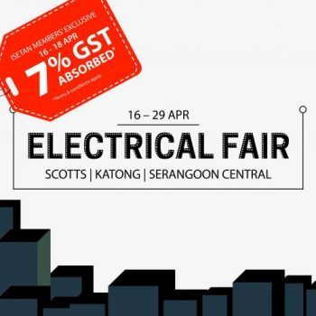 ISETAN-Electrical-Fair-Promotion-350x350 16-29 Apr 2021: ISETAN Electrical Fair Promotion