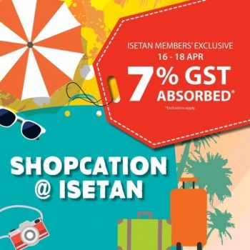 Isetan-Member-Exclusive-Promotion-1-350x350 16-18 Apr 2021: Isetan Member Exclusive Promotion