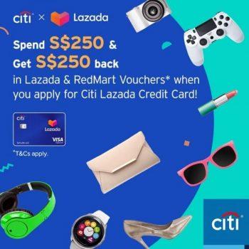 RedMart-Vouchers-Promotion-Lazada-350x350 26 Apr 2021 Onward: RedMart Vouchers Promotion on Lazada with Citi
