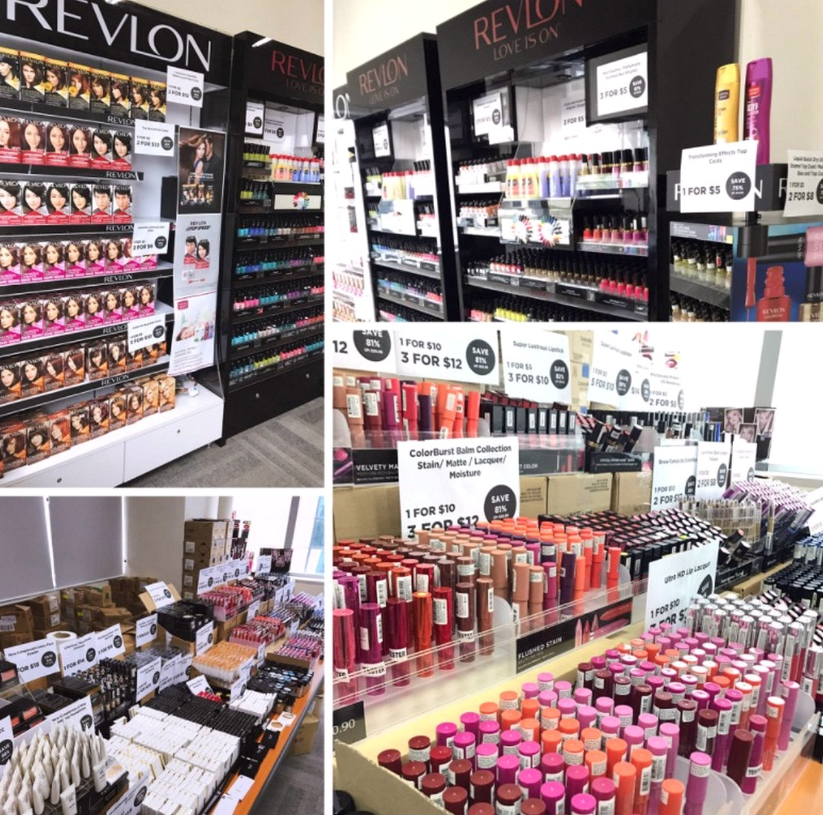 Revlon-Singapore-Photos-Facebook-warehouse-sale 5-7 May 2021: Revlon Beauty Warehouse Sale at Tannery Road! Up to 80% OFF Cosmetics & Hair Products!