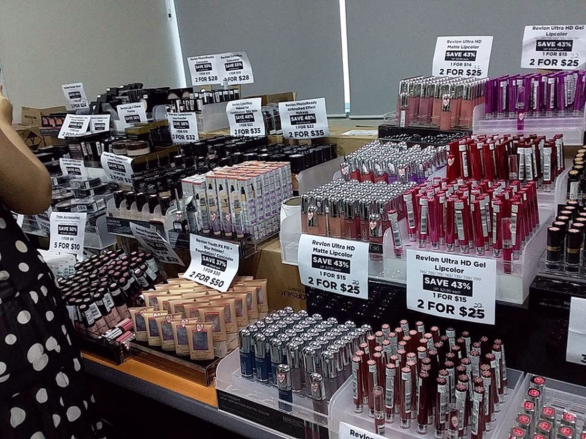Revlon-Warehouse-Sale-2021-Singapore-Clearance-Haircare-Skincare-Cosmetics-Beauty-Products-Discounts-001 5-7 May 2021: Revlon Beauty Warehouse Sale at Tannery Road! Up to 80% OFF Cosmetics & Hair Products!