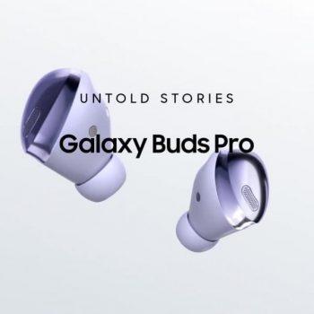 Samsung-Galaxy-Buds-Pro-Promotion-350x350 8-18 Apr 2021: Samsung Galaxy Buds Pro Promotion