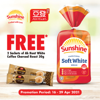 Sunshine-Bakeries-Ah-Huat-White-Coffee-Charcoal-Roast-Promotion-350x350 19-29 Apr 2021: Sunshine Bakeries Ah Huat White Coffee Charcoal Roast Promotion
