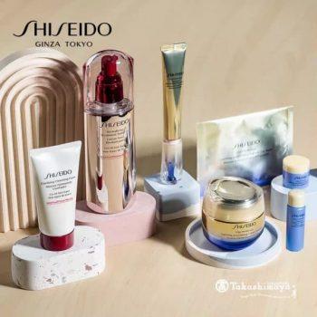 Takashimaya-Mothers-Day-Promotion-350x350 22-24 Apr 2021: Shiseido Mother's Day Promotion at Takashimaya