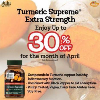 VitaKidsTurmeric-Supreme-Extra-Strength-Sale--350x350 16 Apr 2021 Onward: VitaKids Turmeric Supreme Extra Strength Sale