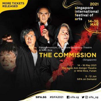 Wild-Rice-International-Festival-of-Arts-Sale-350x350 14-30 May 2021: Wild Rice International Festival of Arts Tickets Sale on SISTIC