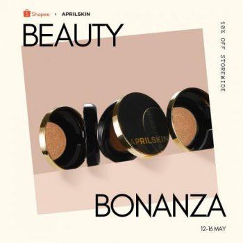 Aprilskin-Beauty-Bonanza-Sale-350x350 12-16 May 2021: Aprilskin Beauty Bonanza Sale on Shopee