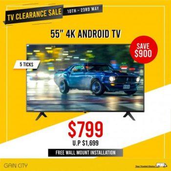 Gain-City-TV-Clearance-Sale1-350x350 10-23 May 2021: Gain City TV Clearance Sale