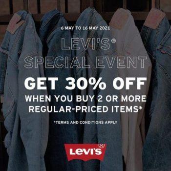 ISETAN-Tampines-Levis-Sale-350x350 6-16 May 2021: ISETAN Tampines Levi's Sale