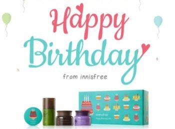 Innisfree-Birthday-Promo-350x258 5 May 2021 Onward: Innisfree Birthday Promo