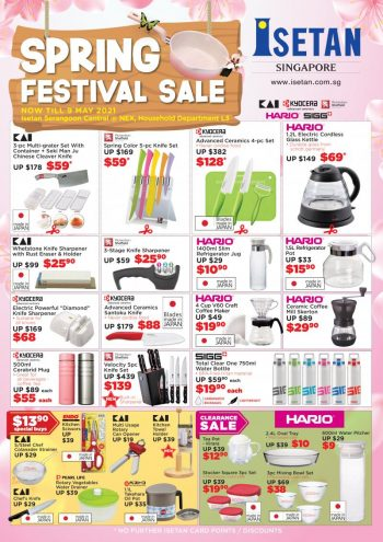 Isetan-Serangoon-Spring-Festival-Sale3-350x495 3-9 May 2021: Isetan Serangoon Spring Festival Sale