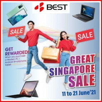 BEST-Denki-Grteat-Singapore-Sale-350x350 11-21 Jun 2021: BEST Denki Great Singapore Sale