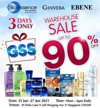 Bio-essence-Warehouse-Sale-350x377 25-27 Jun 2021: Bio-essence Warehouse Sale