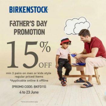 Birkenstock-Fathers-Day-Promotion--350x350 4-23 Jun 2021: Birkenstock Father's Day Promotion