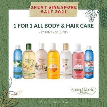 Bottega-Verde-Great-Singapore-Sale-at-BHG-350x350 17-30 Jun 2021: Bottega Verde Great Singapore Sale at BHG