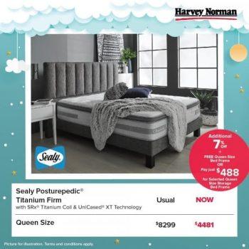 Harvey-Norman-Sealy-Posturepedic-Titanium-Firm-Promotion-350x350 23 Jun 2021 Onward: Harvey Norman Sealy Posturepedic Titanium Firm Promotion