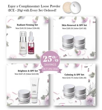 IZU-Skincare-SS-Sets-350x378 24 Jun-7 Jul 2021: IZU Skincare GSS Sets Sale