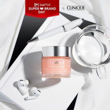 Lazada-Clinique-Super-Brand-Day-Promotion-350x350 24 Jun 2021: Lazada Clinique Super Brand Day Promotion